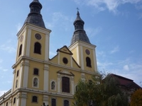 Saint Bernt Church - Roman Catholic Church - Eger