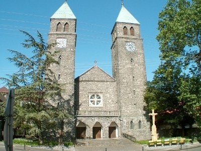 Saint Imre Basalt church