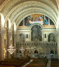 Saint Mark's Coptic Orthodox Cathedral Azbakeya