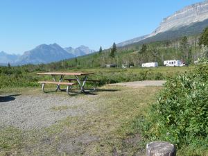 Saint Mary Campground