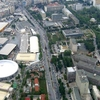 Salonica Central Aerial
