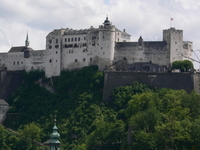 Hohensalzburg Castle