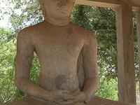 Samadhi Statue