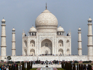 Same Day Excursion to Taj Mahal Photos