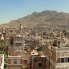 Sana'a From The Roof