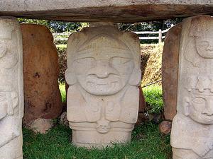San Agustín Ruins