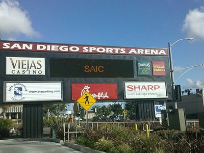 Valley view casino center formerly san diego sports arena