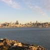 San Francisco From Alcatraz