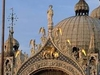 Saint Marks Basilica In The Evening