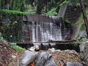 Santa Anita Dam