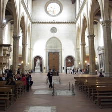 Interior Towards The Main Entrance