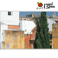 Santa Cruz Neighbourhood Seville