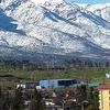 Santiago In Winter