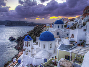 Honeymoon or just Vacation? 10 Days in Greek Islands Photos