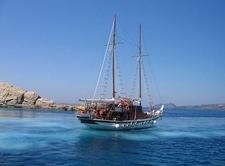 Santorini Island Boat Trip