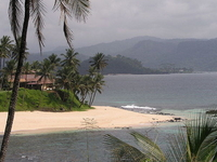 Sao Tome Island