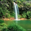 Sarawak Borneo Adventure Miri Lambir Hills National Park Waterfall