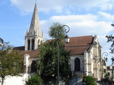 Sarcelles Church