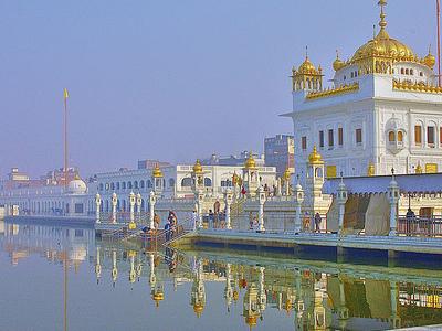 Sarovar Besides The GurudwaraTarn Taran Sahib