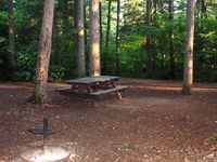 Sawbill Lake Campground