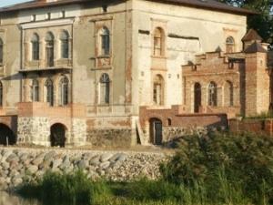 Sławsk - Old Palace-Park Complex