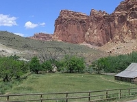 Capitol Reef Scenic Drive