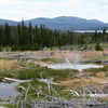 Heart Lake Geyser