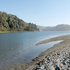 Scenic Humboldt Lagoons State Park
