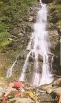 Schleierwasserfall Uderns