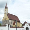 Schleissheim Parish Church, Upper Austria, Austria
