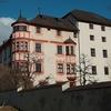 Schloß Schneeburg, Hall In Tirol, Austria