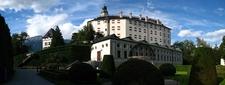 Schloss Ambras And Spanische Saal
