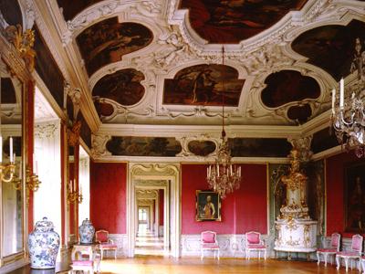 Schloss Eggenberg, Piano Nobile