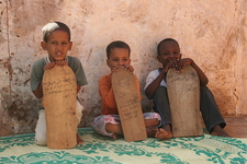 School Children In Mauritania
