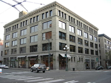 The Pioneer Square