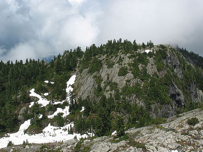 Second Peak