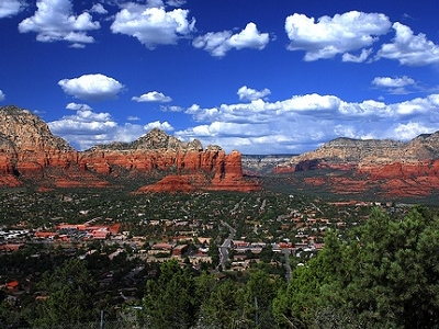 Sedona Airport Overlook AZ