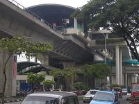 Sentul Timur LRT Station