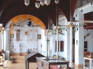 Royal Museum & Serfoji Memorial Hall