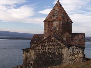 Sevan Monastery Photos