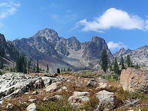 Seven Devils Mountains