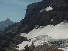 Sexton Glacier Montana USA