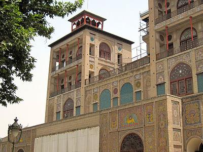 Shams-ol-Emareh Golestan Palace