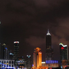 Oriental Pearl And Night View Of Pudong