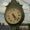 Sharpsburg Clock