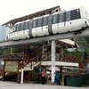 Shenzhen Happy Line Monorail Intamin