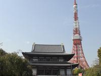Shiba Zojo-ji Temple