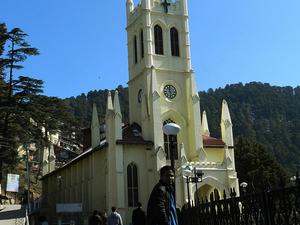 Shimla Kasauli Tour Package Photos