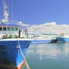 Ships Docked At Reykjavik Harbor