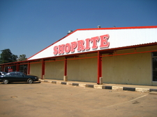 Shoprite In Mansa Zambia